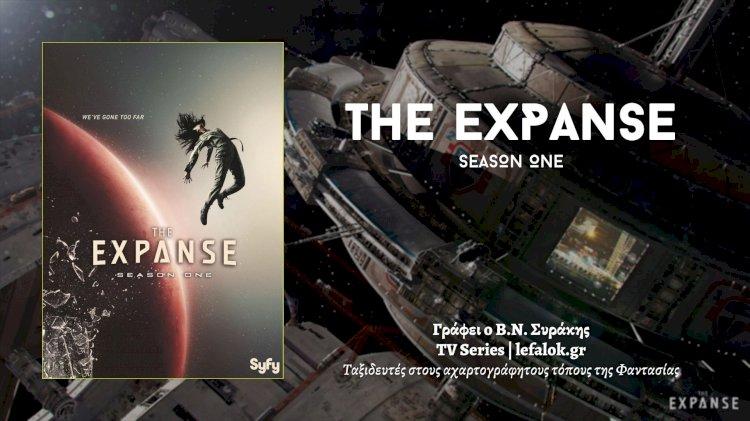 TV series | 'The Expanse', season one